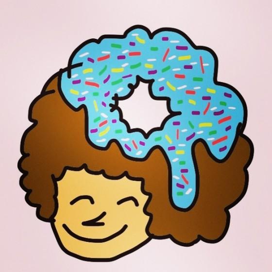 Donut 'do